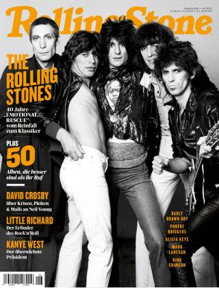 Rolling Stone - DE NR.006 2020