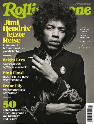 Rolling Stone - DE NR.009 2020