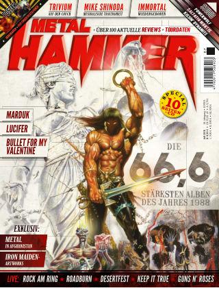Metal Hammer - DE NR.007 2018