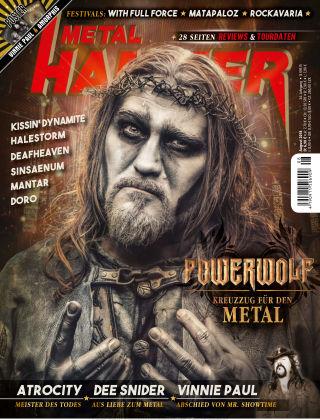 Metal Hammer - DE NR.008 2018