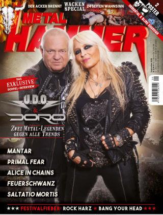 Metal Hammer - DE NR.009 2018