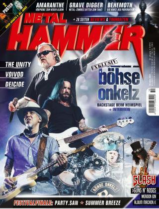 Metal Hammer - DE NR.010 2018