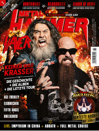 Metal Hammer - DE NR.011 2018