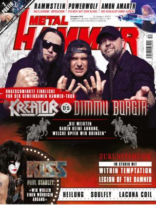 Metal Hammer - DE NR.012 2018