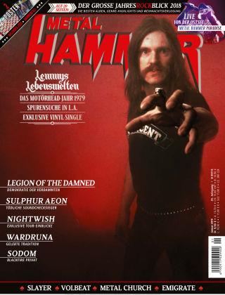 Metal Hammer - DE NR.001 2019