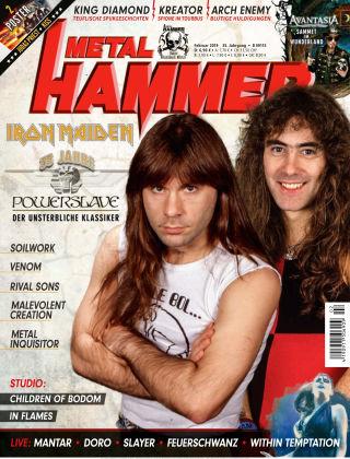Metal Hammer - DE NR.002 2019