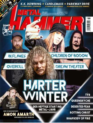 Metal Hammer - DE NR.003 2019