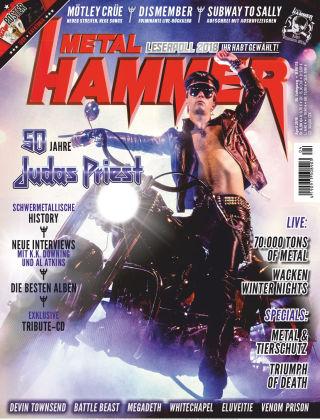Metal Hammer - DE NR.004 2019