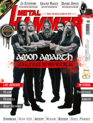 Metal Hammer - DE NR.005 2019