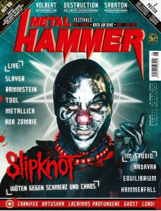 Metal Hammer - DE NR.008 2019