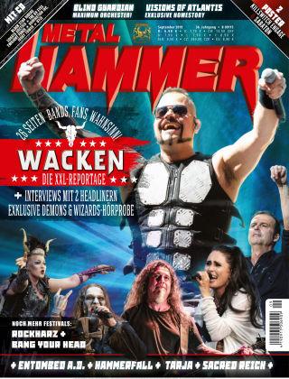 Metal Hammer - DE NR.009 2019