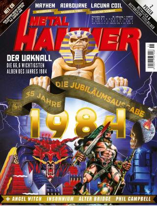 Metal Hammer - DE NR.011 2019
