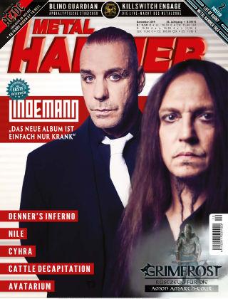 Metal Hammer - DE NR.012 2019