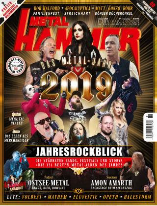 Metal Hammer - DE NR.001 2020