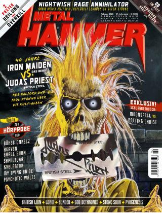 Metal Hammer - DE NR.002 2020