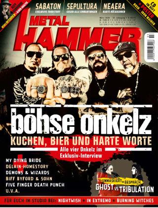 Metal Hammer - DE NR.003 2020