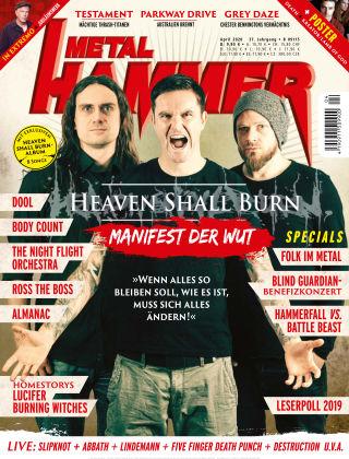 Metal Hammer - DE NR.004 2020