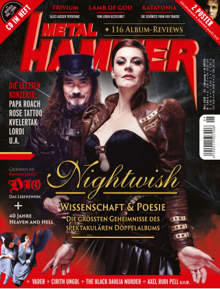 Metal Hammer - DE NR.005 2020