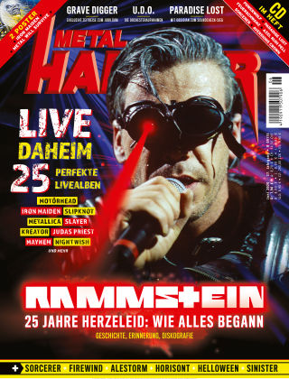Metal Hammer - DE NR.006 2020