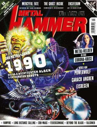 Metal Hammer - DE NR.007 2020