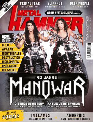 Metal Hammer - DE NR.008 2020