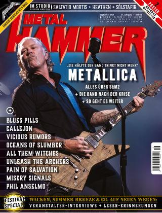 Metal Hammer - DE NR.009 2020