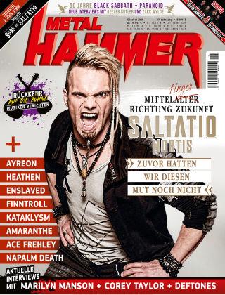 Metal Hammer - DE NR.010 2020