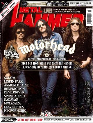 Metal Hammer - DE NR.011 2020