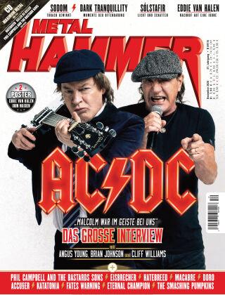 Metal Hammer - DE NR.012 2020