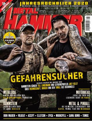 Metal Hammer - DE NR.001 2021