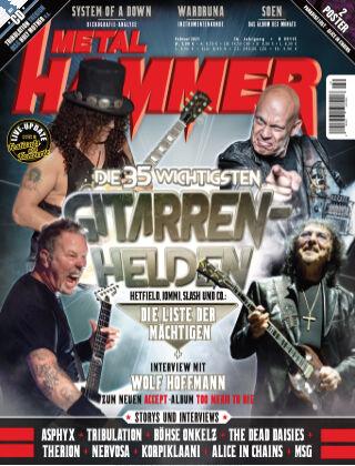 Metal Hammer - DE NR.002 2021