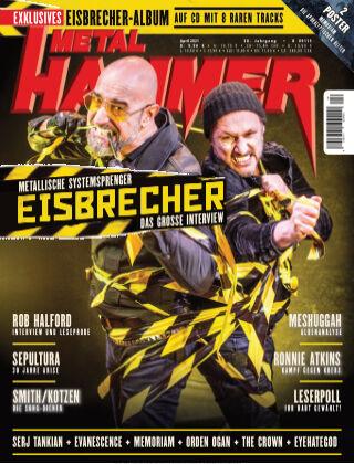 Metal Hammer - DE NR.004 2021