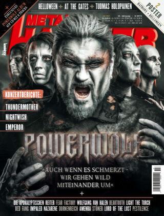 Metal Hammer - DE NR.007 2021