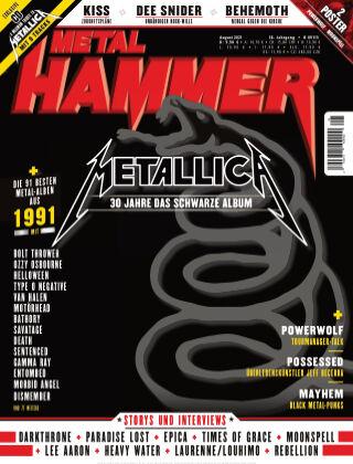 Metal Hammer - DE NR.008 2021