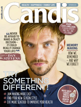 Candis September 2018