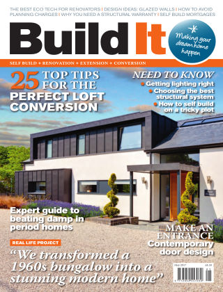 Build It - plan, design & build your dream home May 2017