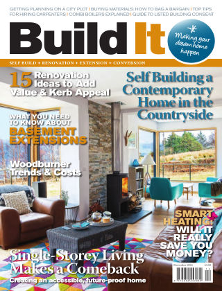 Build It - plan, design & build your dream home December 2016