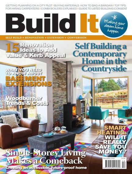 Build It - plan, design & build your dream home November 01, 2016 00:00