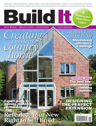 Build It - plan, design & build your dream home January 2017