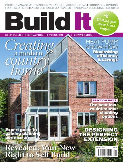 Build It - plan, design & build your dream home December 01, 2016 00:00