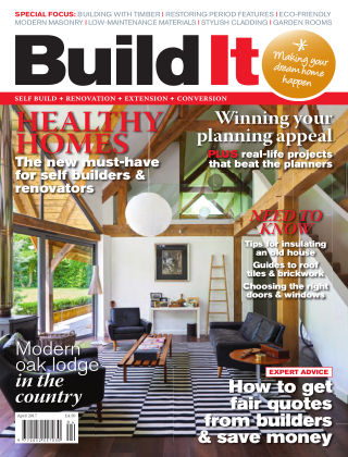 Build It - plan, design & build your dream home April 2017