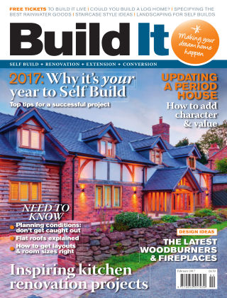Build It - plan, design & build your dream home February 2017