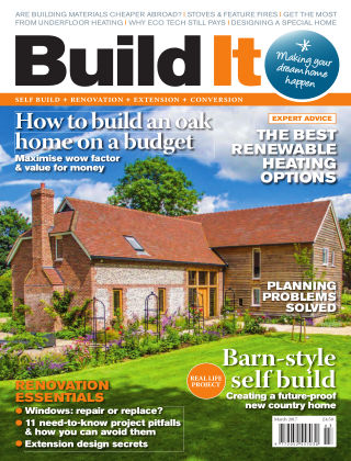 Build It - plan, design & build your dream home March 2017