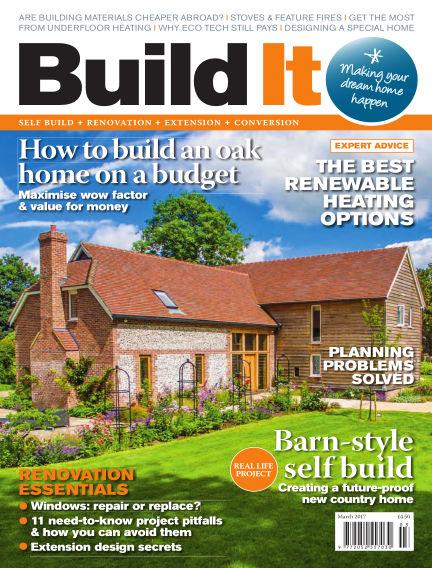 Build It - plan, design & build your dream home February 01, 2017 00:00