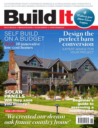 Build It - plan, design & build your dream home June 2017