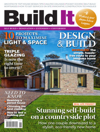 Build It - plan, design & build your dream home August 2017