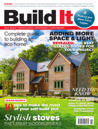 Build It - plan, design & build your dream home October 2017