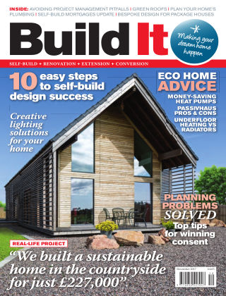 Build It - plan, design & build your dream home December 2017