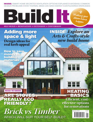 Build It - plan, design & build your dream home January 2018