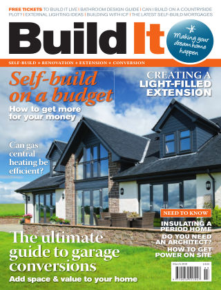 Build It - plan, design & build your dream home March 2018